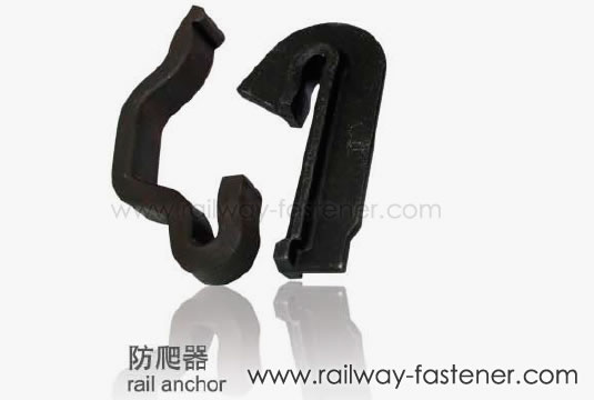 Railway anchor